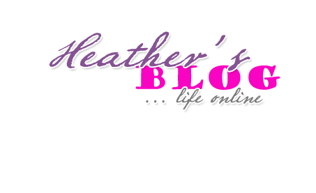 Heather Duthie Blog, life online